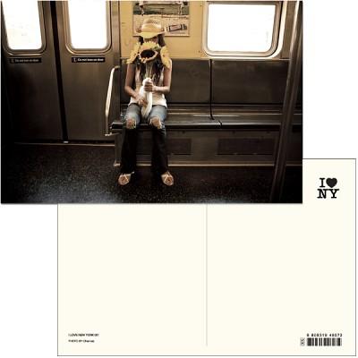 I LOVE NEW YORK (Post card ver.01) - New york 005