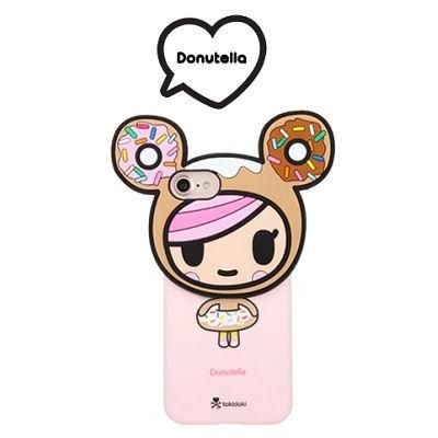 토키도키 얼큰이 도넛텔라 아이폰7/7+ 케이스