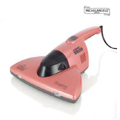 미켈란젤로 컴팩트킬러 UV 침구 청소기 핑크 ARO-UV400P