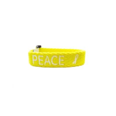 국내 결식아동 기부팔찌 PEACE 피스