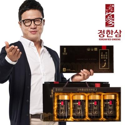 정한삼 고려홍삼정 프라임(4P)240g x 4병