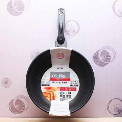 롯데 이라이프 은나노 마블 궁중팬(30cm)