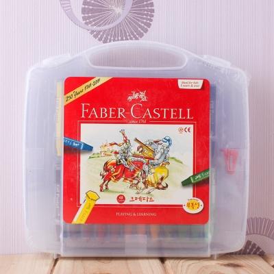 (파버카스텔)48색 크레파스/학원판촉용 문구점판매