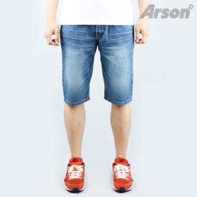 [ARSON] 알슨 #9059 arson s/pants (blue)