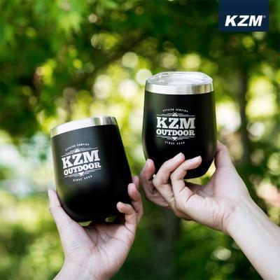 카즈미 에그 텀블러 2p 보온컵 보냉컵 머그컵