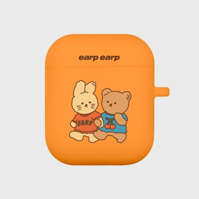 nini friends-orange(Air pods)
