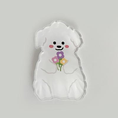 [아크릴톡] flower 뽀꾸