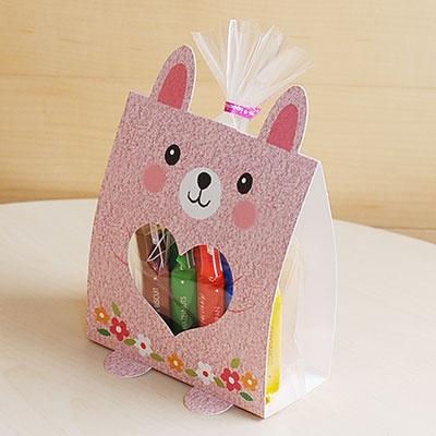 발나온 스텐드트레이세트-토끼
