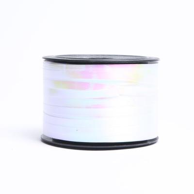컬링리본(소형)-홀로그램 화이트
