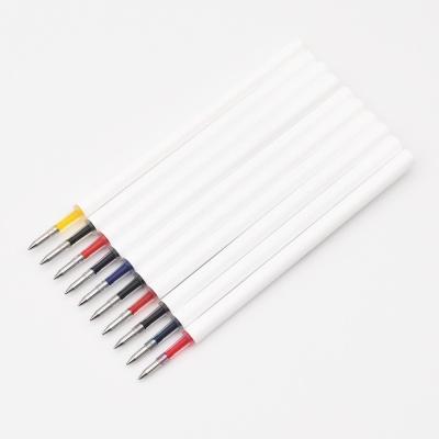 카코 KACO 젤펜 중성 리필심 10개 세트 (컬러믹스)