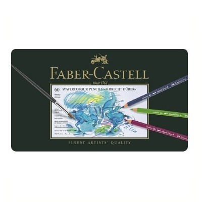 파버카스텔 전문가용 수채색연필 60색 / 117560