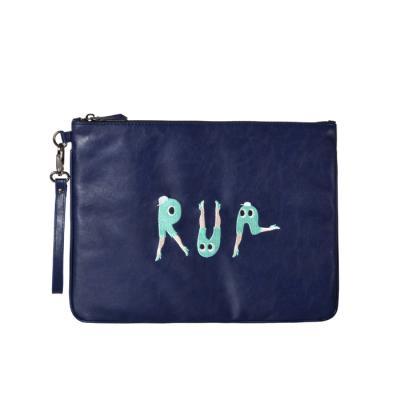 [kiitos]Strange Girl Clutch Bag_RUN