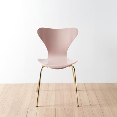 마가렛 디자인 인테리어 체어 핑크