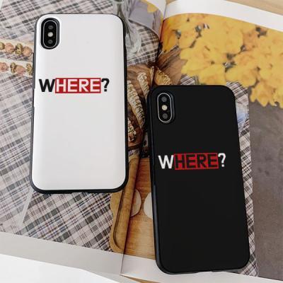 아이폰8플러스 WHERE 카드케이스