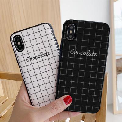 아이폰8 Chocolate 카드케이스