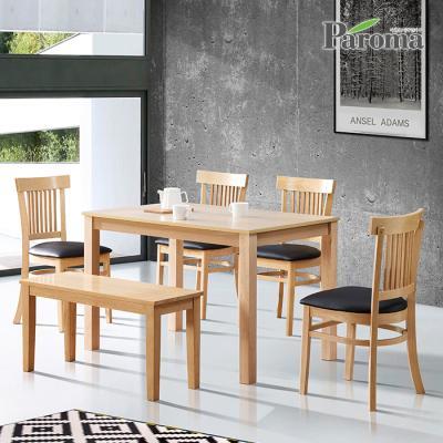 파로마 레나 4인 의자형 식탁세트 IR22