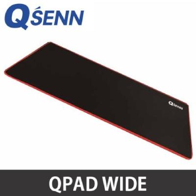 마우스 패드 큐센 (QPAD WIDE). 장패드 게이밍 W3E5913