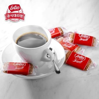로투스 비스코프 커피과자 200개입(25p*8)