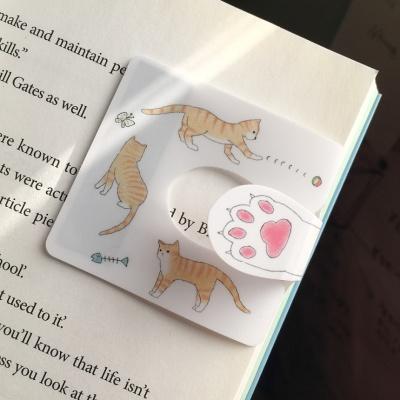 [수지인] 제니고양이 자동책갈피 5종 세트