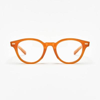 [긱타] BAGIC 안경 오렌지