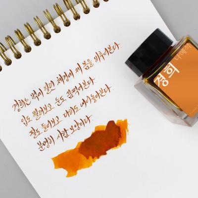 문학의 숲을 그리다, 한국 근대 여성문학가 잉크 4종