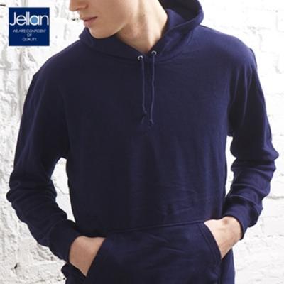 Jellan 젤란 남녀공용 후드 티셔츠 2color