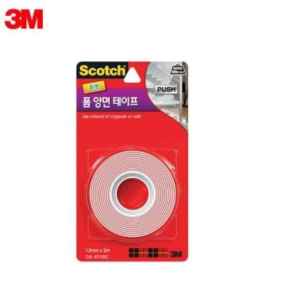 3M 스카치 폼 양면테이프 3102C [00031699]