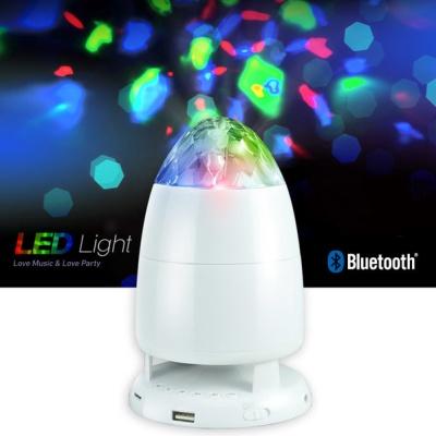 코비 미러볼 LED 블루투스스피커 Party Time