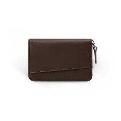 Take Pocket(지퍼형카드지갑) 브라운