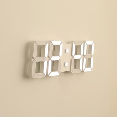 [무아스] 퓨어 30cm 슬림형 led벽시계(M) 무선 리모컨