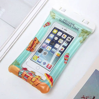 써머 비치 스마트폰 튜브 방수팩 IP8 휴대폰방수팩