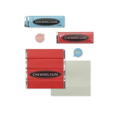 PCM Message Seal - CHEWING GUM (메세지 씰)