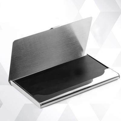 메탈 명함 지갑 케이스 홀더 집 꽂이 보관함 통 박스