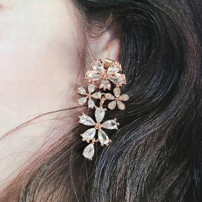 폴앤조이 러블리 꽃송이 귀걸이 PNJ20E02
