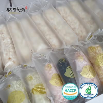 강릉사천 무진장한과 4호 선물세트 500g(개별포장)