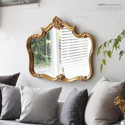 빈티지 대형 거울 골드프레임