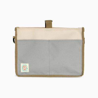 [플루토나인] 심플베이지 백인백(유모차가방)