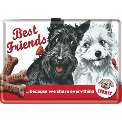 노스텔직아트[10105] Best Friends