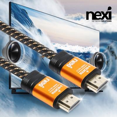 (NEXI) 넥시 V2.0 골드프라임 HDMI케이블 (1m~10m)