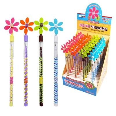 500 바람개비카트리지연필(CR) 1갑 총 32개