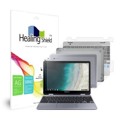 삼성 크롬북 플러스 V2 저반사 액정1매 외부3종 세트
