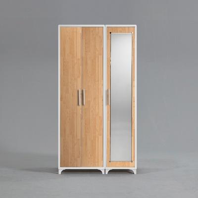 모렌 선반 장롱세트 거울도어형 1000 (착불)