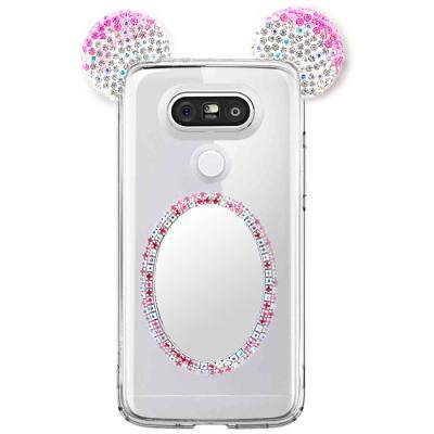 블링블링 미러 큐빅젤리 케이스(LG G5)