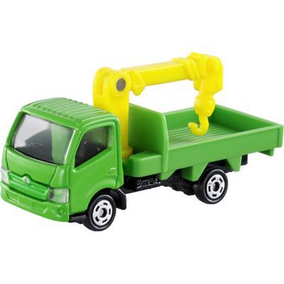 토미카 037 히노 듀토로 크레인 트럭