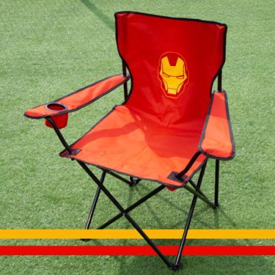 마블 접이식 경량 캠핑 의자 낚시 체어 아이언맨