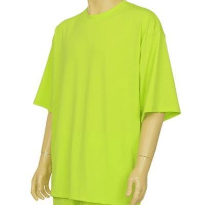 남성 여성 여름 데일리 반팔 티셔츠 무지 오버핏