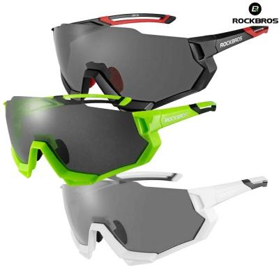 락브로스 스포츠고글 편광고글 렌즈교체 자전거고글