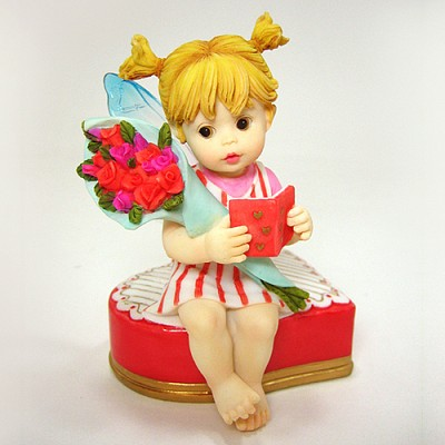(Enesco 정품) Bouquet fairy