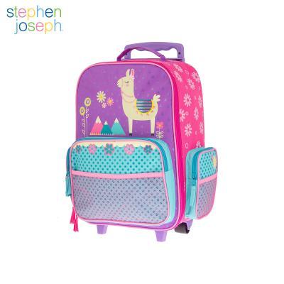 캐리어(유아용 여행가방) - 라마