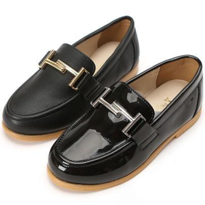 쁘띠 더블T로퍼 190-230 아동 주니어 구두 로퍼 신발